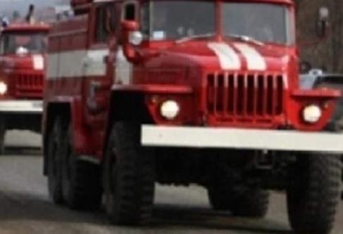 Пожар в Абдулинском городском округе