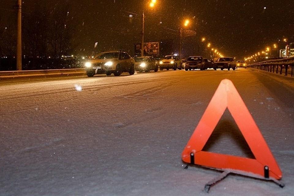 Пожарно-спасательные подразделения МЧС России приняли участие в ликвидации ДТП в городе Сорочинске