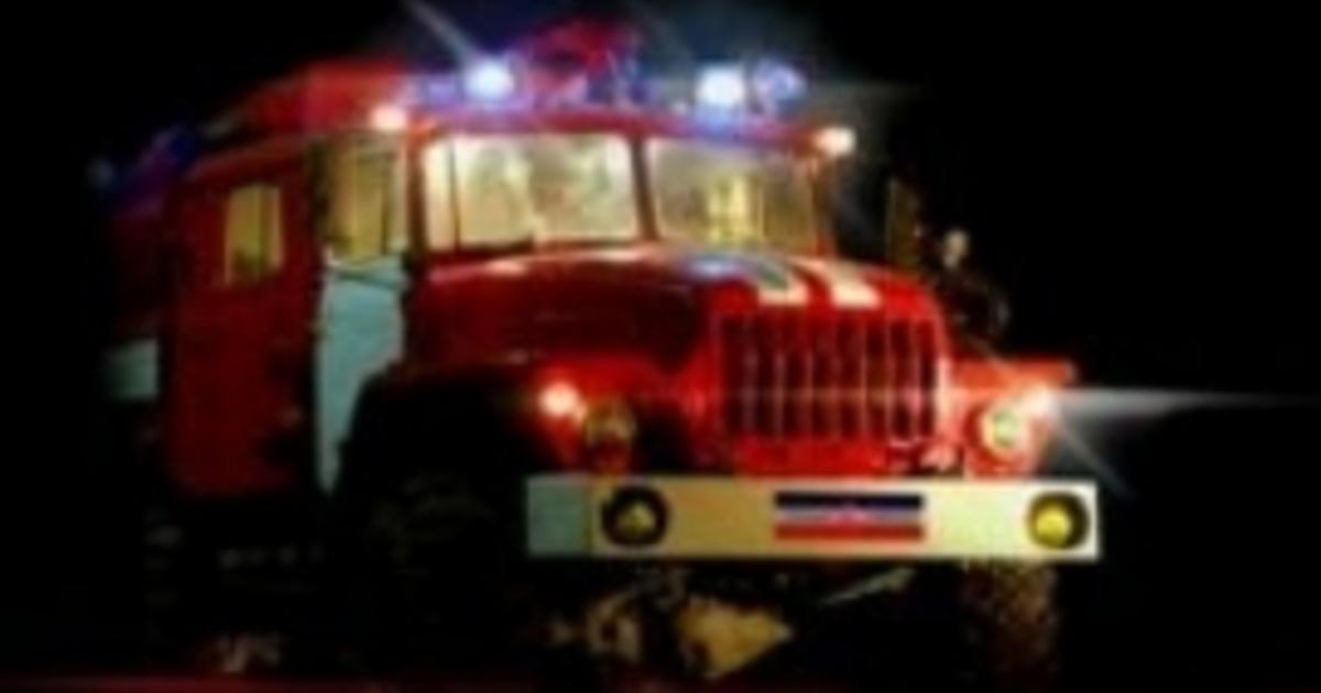 Пожар в городе Бузулуке — МЧС России по Оренбургской области