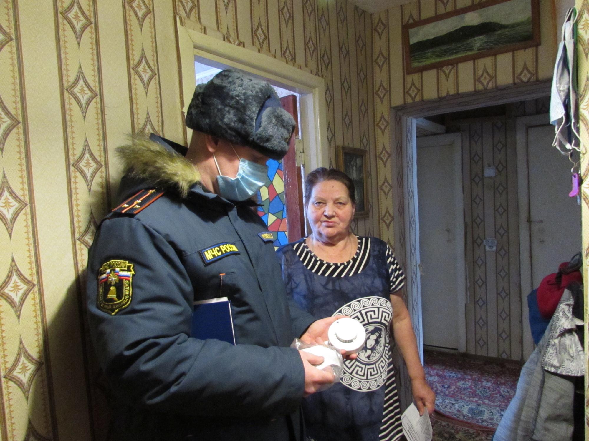В Бузулуке состоялся рейд по многодетным семьям