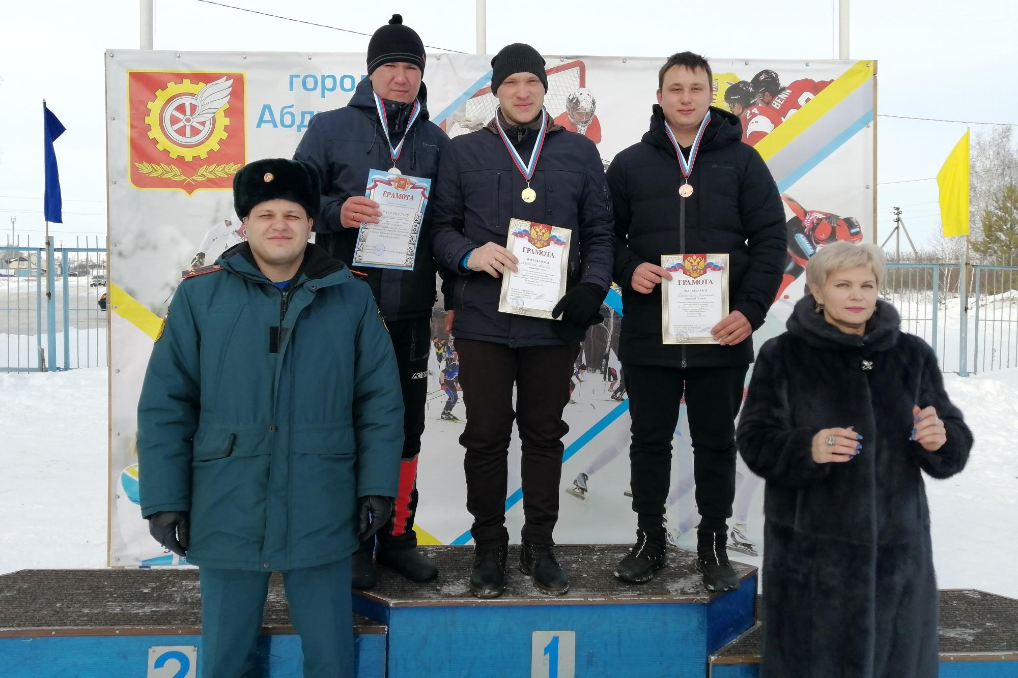 Зональные соревнования по лыжным гонкам