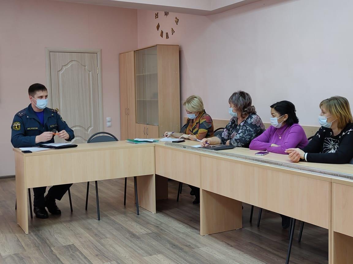 Стабилизация обстановки с пожарами в Ясненском городском округе