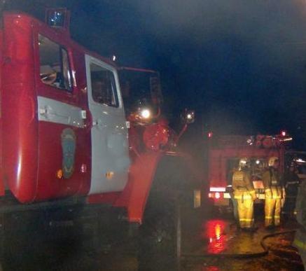 Пожар в городе Бузулук — МЧС России по Оренбургской области