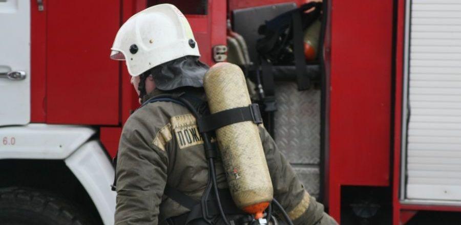 Пожар в Курманаевском районе — МЧС России по Оренбургской области