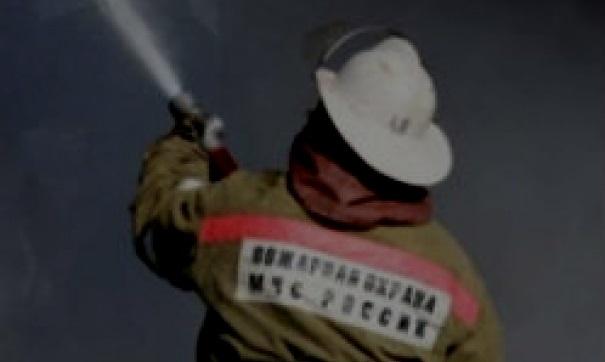 Пожар в Бузулукском районе, деревня Никифоровка