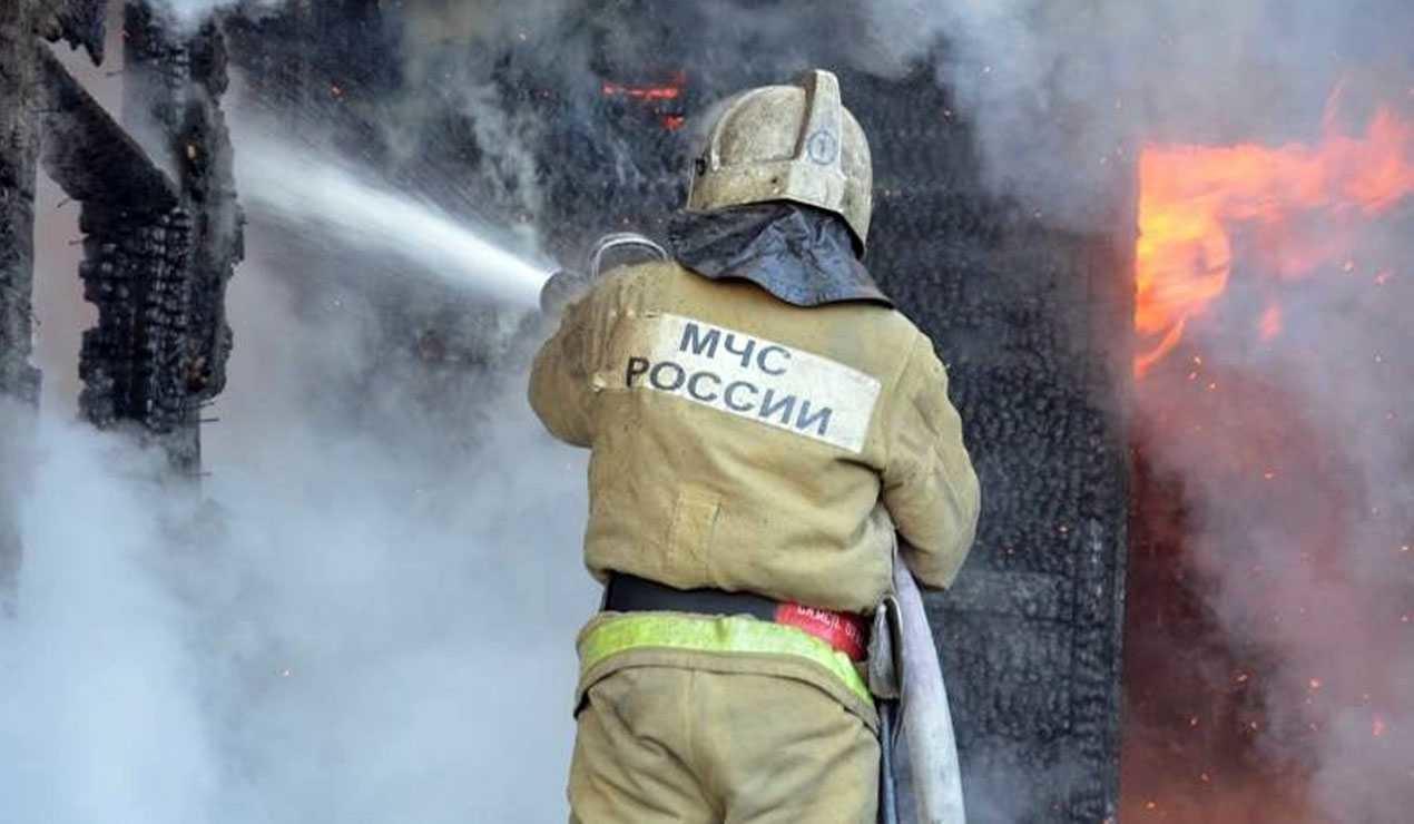 Пожар в Матвеевском районе — МЧС России по Оренбургской области