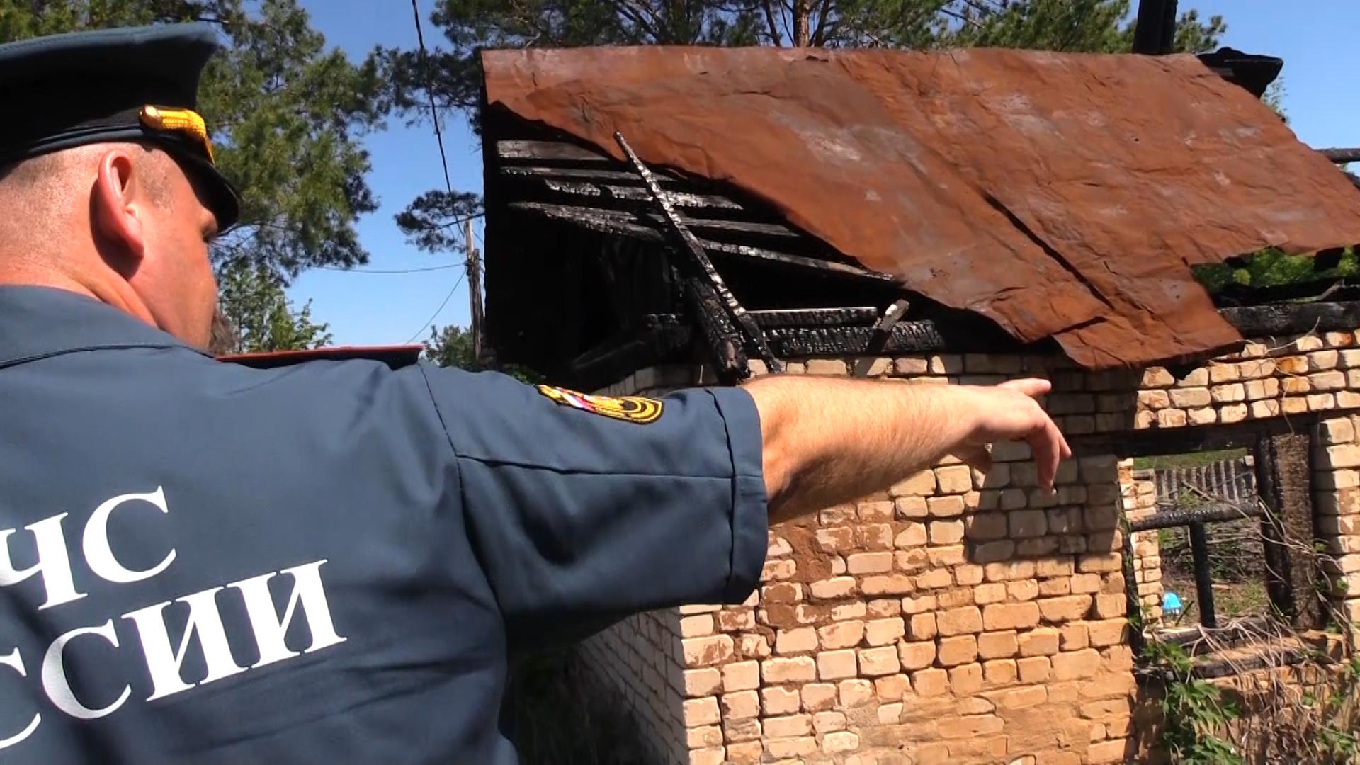 Штраф до 4000 тысяч рублей грозит гражданским лицам за поджог травы!