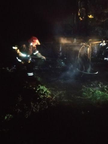 Пожарно-спасательные подразделения МЧС России приняли участие в ликвидации ДТП в Саракташском районе