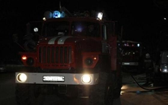 Пожар в Бугурусланском районе — МЧС России по Оренбургской области