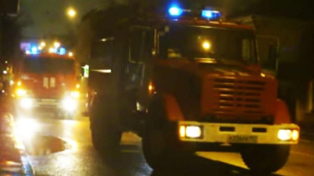Пожар в городе Медногорск — МЧС России по Оренбургской области