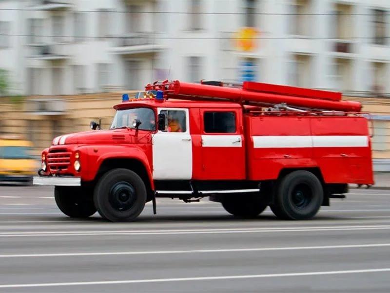 Пожар в городе Оренбург — МЧС России по Оренбургской области
