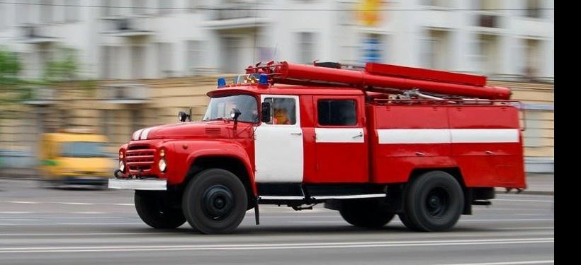 Пожар в Гайском городском округе