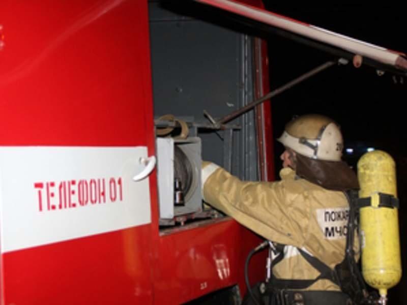 Пожар в городе Орск — МЧС России по Оренбургской области