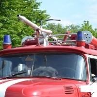 Пожар в Илекском районе — МЧС России по Оренбургской области