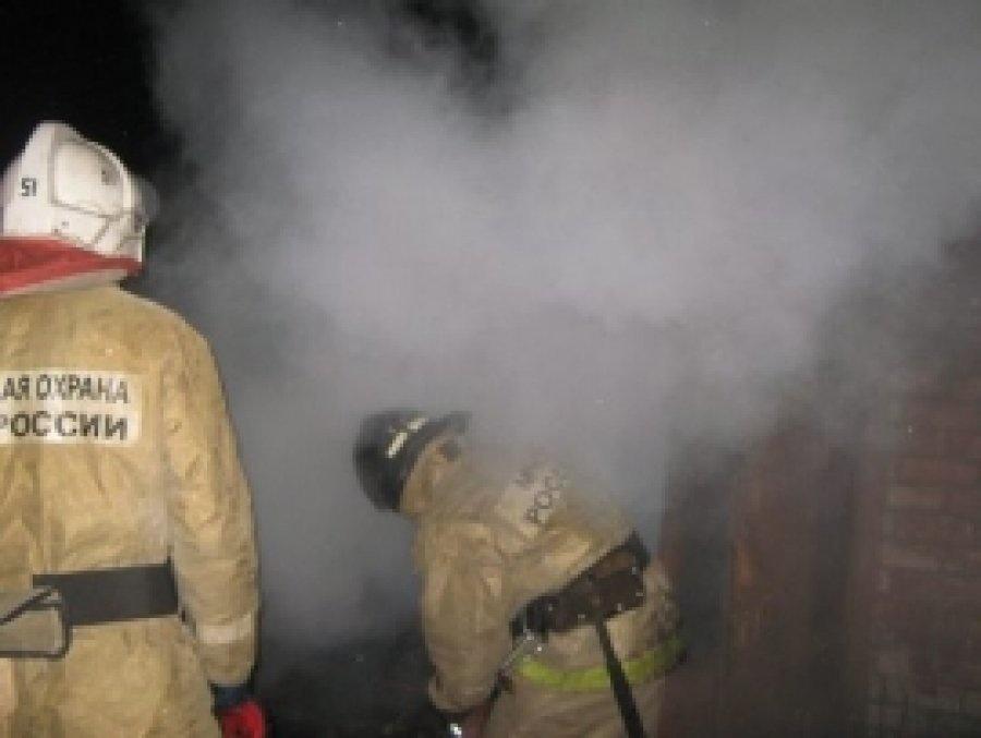 Пожар в Сорочинский городской округ, село 2 Михайловка